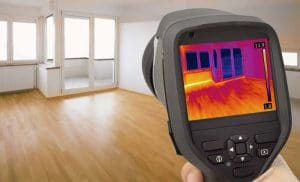 thermal imaging for termites